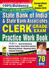 SBI & SBI Associates Clerk Exam PWB by Kiran Prakashan