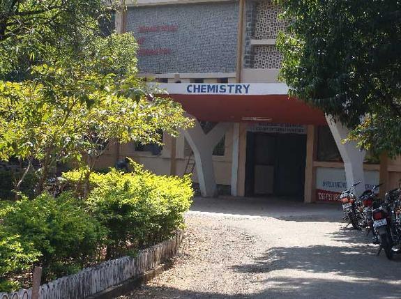 Shivaji University - Department of Chemistry