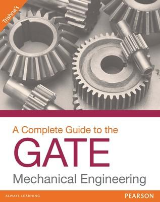 A Complete Guide to The GATE Mechanical Engineering (English) 1st  Edition by Trishna Knowledge Systems