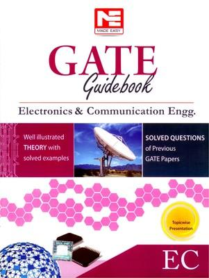 A Guidebook for GATE Electronics & Communication Engineering - 2013 (English) by Made Easy Publication