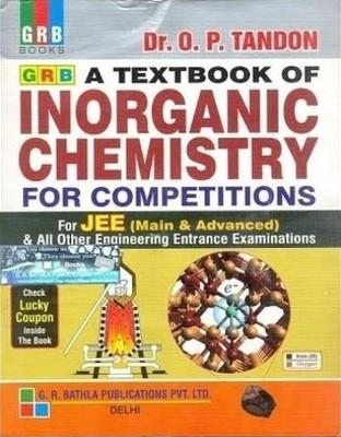 A New Pattern Text Book Of Inorganic Chemistry For Competitions