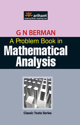 A PROBLEM BOOK IN MATHEMATICAL ANALYSIS C181 (English) by Berman G N