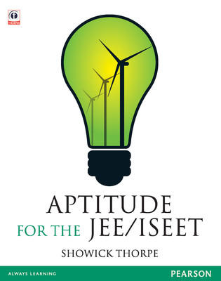Aptitude for the JEE/ISEET (English) by Showick Thorpe