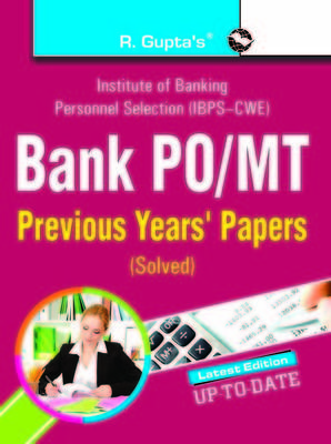 Bank PO / MT Previous Year