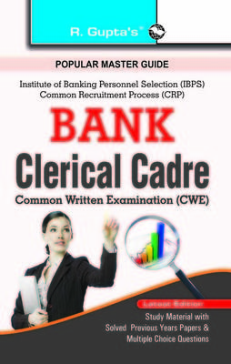 Bank Clerical Cadre - Common Written Examination : Popular Master Guide (English) 2nd Edition by RPH Editorial Board