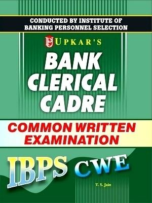 Bank Clerical Cadre Common Written Exam by T S Jain