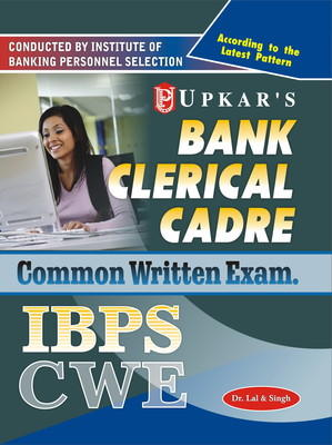Bank Clerical Cadre Common Written Exam IBPS CWE Code 1728 PB (English) by Lal