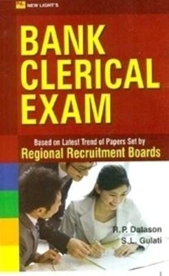 Bank Clerical Exam (English) 6th Edition by Gulati Sl Datason Rp