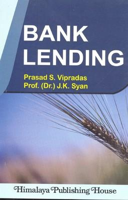 Bank Lending (English) 1st  Edition by J K Syan