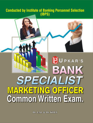 Bank Specialist Marketing Officer Common Written Exam. (English) by Koli