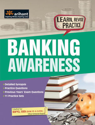 Banking Awareness (English) 6th Edition by Arihant Experts