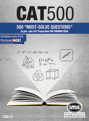 "CAT 500 - ""Must-Solve Questions"" : To Give Your CAT Preparation The Winning Edge (English) 1st Edition"
