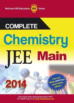 CHEMISTRY JEE MAIN 2014 (English) 1st  Edition by MHE