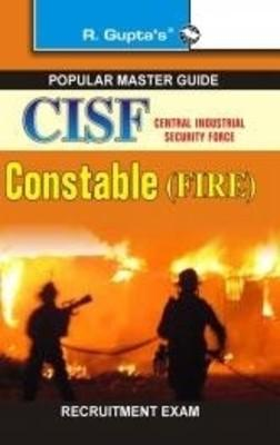 CISF Constable (Fire) Exam Guide (English) by RPH Editorial Board