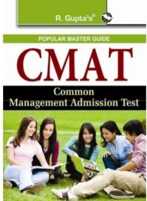 CMAT Common Management Admission Test Guide (English) by RPH Editorial Board