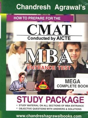 Cmat MBA Enterance Test by Chandresh Agrawal
