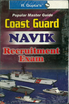 Coast Guard Navik Recruitment Exam (English) 01 Edition by RPH Editorial Board