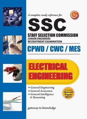 Complete Ready Reference for SSC Junior Engineers Recruitment Examination CPWD / CWC / MES : Electrical Engineering PB (English) 6th  Edition by GKP