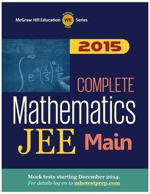 Complete Mathematics JEE Main - 2015 (English) 1st Edition by MHE