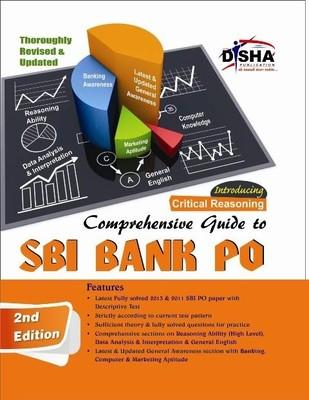 Comprehensive Guide to SBI Bank PO (English) 2nd Edition by Disha Experts