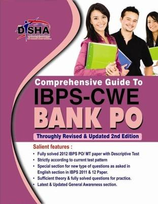 Comprehensive Guide to IBPS-CWE Bank PO 2/e (English) 2nd  Edition by Disha Experts