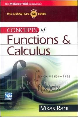 Concepts Of Functions & Calculus (English) 1st Edition by Vikas Rahi
