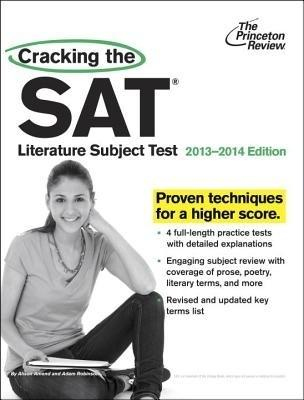 Cracking the SAT Literature Subject Test, 2013-2014 Edition (English) by Princeton Review