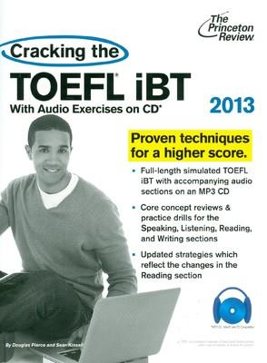 Cracking the TOEFL iBT with CD, 2013 Edition (English) by Princeton Review