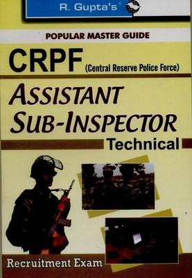 CRPF ASI (Technical) Exam Guide (English) by RPH Editorial Board