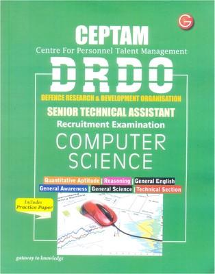 Defence Research & Development Organisation Senior Technical Assistant Recuritment Examination, Computer Science PB 4th  Edition by G K P