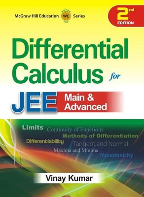 DIFFERENTIAL CALCULUS JEE (English) 2nd  Edition by Vinay Kumar