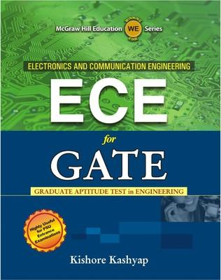 Electronics and Communication Engineering for GATE (English) 1st Edition by Kishore Kashyap