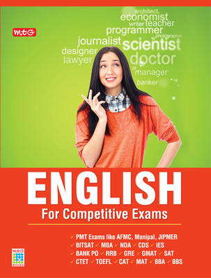 English for Competitive Exams by MTG Editorial Board