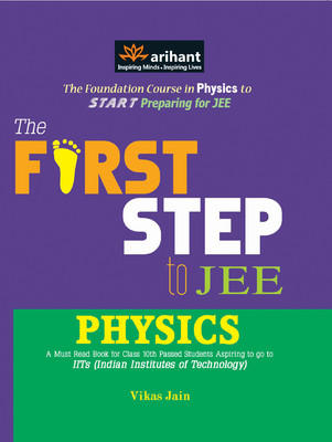 First Step to IIT JEE Physics PB (English) by Jain V