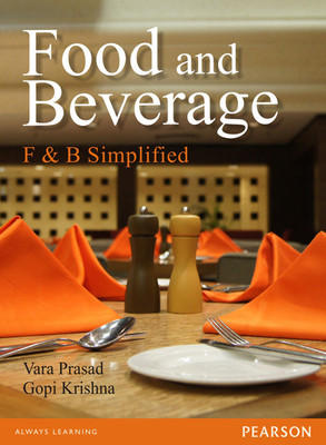 Food and Beverage : F & B Simplified (English) by Prasad