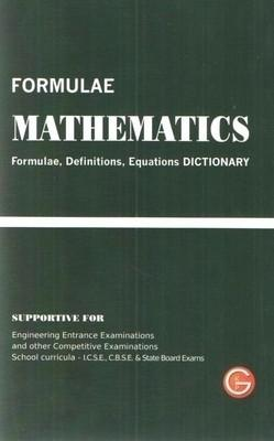Formulae At Finger Tips Mathematics (Formulae, Definitions, Equations Dictionary) (English) by D Narayana