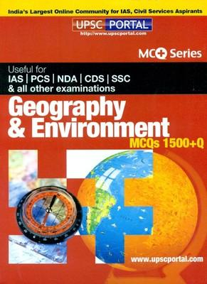 G01MCQ SERIES: Geography & Environment (Useful for UPSC, PSC, SSC and all other examination) (English) by UPSC Portal