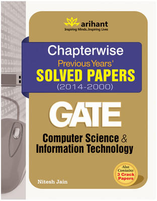 GATE - Computer Science & Information Technology : Chapterwise Previous Year