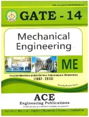 GATE - 14 Mechanical Engineering (English) by ACE Engineering Academy