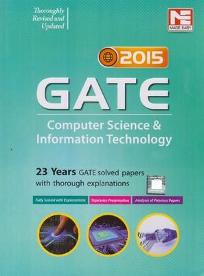 GATE - Computer Science & Information Technology : 23 Years GATE Solved Papers with thorough Explanations (English) 1st  Edition