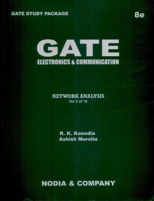 GATE - Electronics & Communication (Network Analysis Volume 3 Of 10) by R K Kanodia, Ashish Murolia