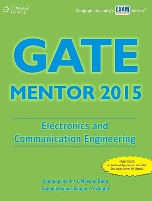 GATE - Electronics and Communication Engineering Mentor 2015 (English) 1st  Edition by Sandeep Joshi, G Naveen Babu, Santosh Kumar Sengar