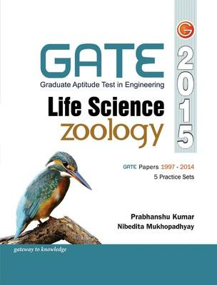 GATE - Life Science Zoology 2015 (English) 12th  Edition by GKP
