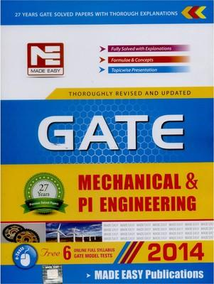 GATE - Mechanical & Production Engineering (English) by Made Easy