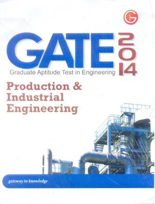 GATE - Production & Industrial Engineering 2014 PB 11th  Edition by G K P