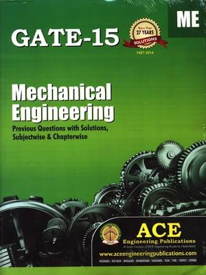 GATE -15 Mechanical Engineering by ACE