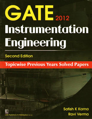 Gate 2012 Instrumentation Engineering,2E (English) by Karna S K