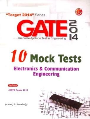 GATE 2014 Electronics & Communication Engineering : Includes 10 Mock Tests (Include GATE Paper 2013) 1st  Edition by GKP