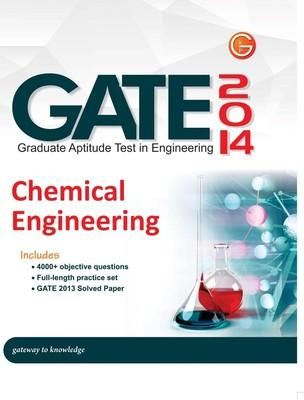 GATE Chemical Engineering (2014) (English) by G K P