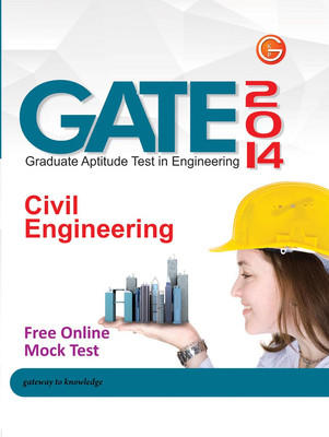 GATE Civil Engineering (2014) (English) 11th  Edition by G K P